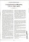 La globalizzazione della pizza e la sua origine greca - lucianoceli.it - Page 3