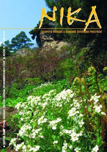Stáhnout časopis ve formátu PDF - Nika