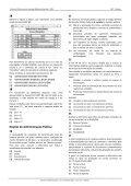 Assistente Administrativo I, II e III (Tarde) Tipo 4 - FGV Projetos - Page 6