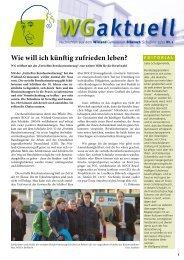 Studien- und Berufsorientierung am WG - Wieland-Gymnasium ...