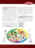 """""""Mangiare sano con la pasta secondo la nuova ... - Pasta Zara S.p.A. - Page 3"""