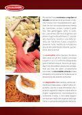 """""""Mangiare sano con la pasta secondo la nuova ... - Pasta Zara S.p.A. - Page 4"""