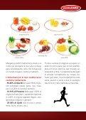 """""""Mangiare sano con la pasta secondo la nuova ... - Pasta Zara S.p.A. - Page 5"""