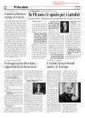 Berlusconi apre ai moderati Fli Gelo di Fini - CAD Sociale - Page 2