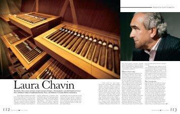 115 - Laura Chavin Cigars