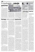"""didelių galimybių miestas"""" - Druskonis - Page 3"""