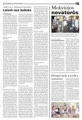 """didelių galimybių miestas"""" - Druskonis - Page 4"""