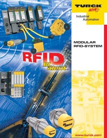 B3005 Modular RFID System Catalog - Barr-Thorp Electric