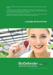 Brochure BioDefender