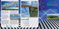 Sistemi modulari per serre fotovoltaiche - Lamieredil spa