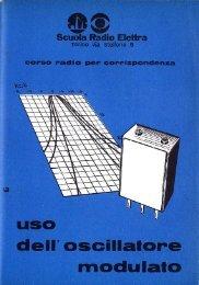Oscillatore modulato S.R.E. mod. 412 - Le Radio di Sophie