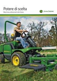 Brochure Macchine Professionali - John Deere