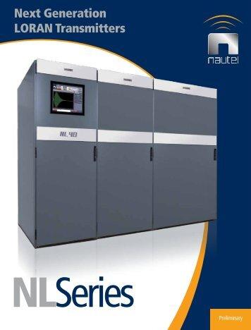 Nautel NL Series LF Transmitter Brochure - UrsaNav