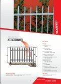 recinzioni modulari - DEFINIT... - ACG Representaciones - Page 6