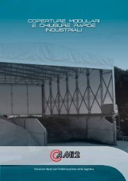 Coperture modulari e chiusure rapide industriali - Carrelli elevatori ...