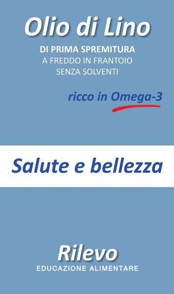 Olio di Lino - Rilevo