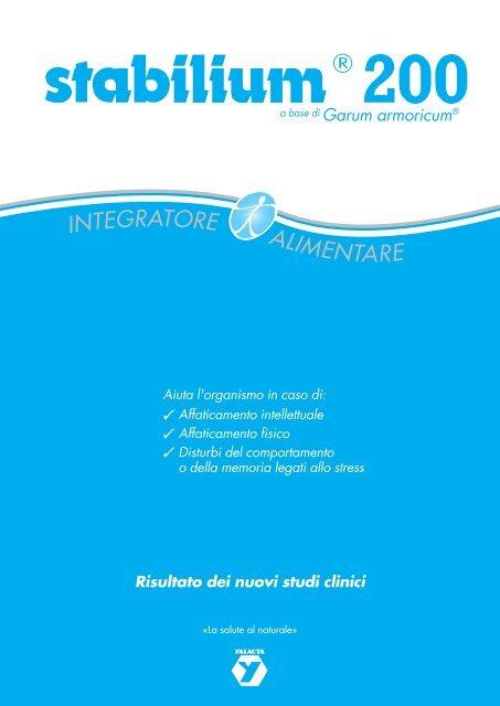 analisi dei risultati ottenuti con stabilium® 200 - Sulfaro
