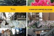 A CIDADE QUE CONSTRÓI SEU FUTURO - Instituto Holcim