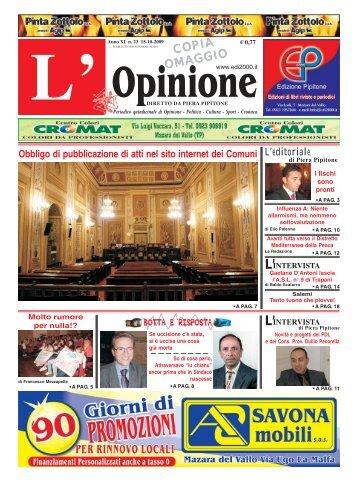 Anno XI n. 23 15-10-2009 - teleIBS