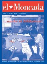 el Moncada in biblioteca - Associazione di amicizia Italia-Cuba