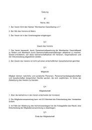 Satzung §1 Name, Sitz 1. Der Verein führt den Namen ... - MOGRI