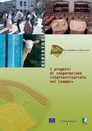 I progetti di cooperazione interterritoriale nel Leader+ - Inea