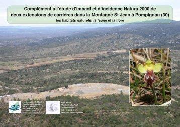 Mail - Observatoire du Patrimoine Naturel du Gard