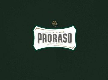 Proraso Presentation