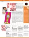 La Nazione Inserto - I love disco - Page 3