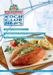 Koch Club News, Nr. 42 - Wiesenhof
