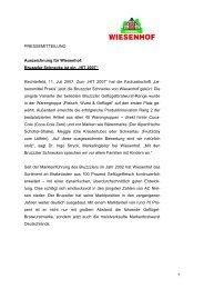 HIT 2007 - Wiesenhof
