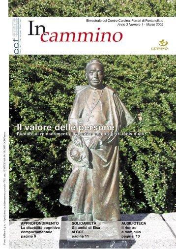 Il valore delle persone - Centro Cardinal Ferrari