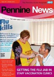 Pennine News 107 (1.3).indd - Pennine Acute Hospitals NHS Trust