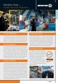 Portoni sezionali industriali - Gunther-Tore Romania - Page 3