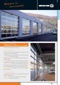 Portoni sezionali industriali - Gunther-Tore Romania - Page 7