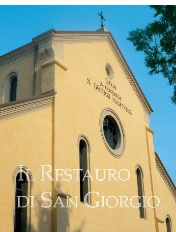 Scarica la brochure del restauro curata dall ... - Collalto.info