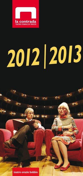 teatro orazio bobbio - La Contrada