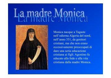 La madre Monica - Portale Filosofico