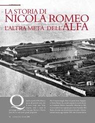 La storia di Nicola Romeo, l`altra metà dell` Alfa [dicembre 2008 ...