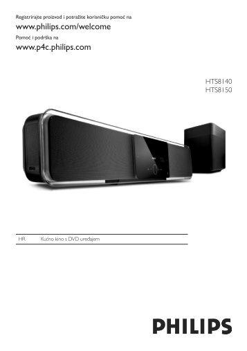 PHILIPS - HTS8140_8150 Kucno kino s DVD uredjajem.pdf