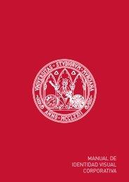 manual de identidad visual corporativa - Universidad de Murcia