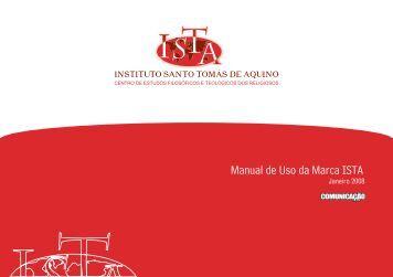 Manual de Uso da Marca ISTA