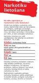Fakti par narkotikām - Health Promotion Unit - Page 3