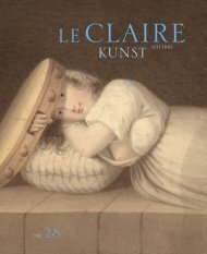 Download pdf - leclaire-kunst.de