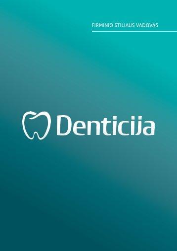 brandbook - Denticija