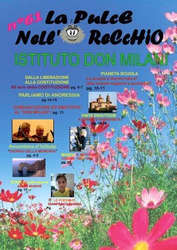 lapulce n°61.pdf - Don Milani