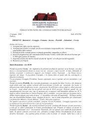 12/06/04 - Associazione Nazionale Ex Allievi Nunziatella
