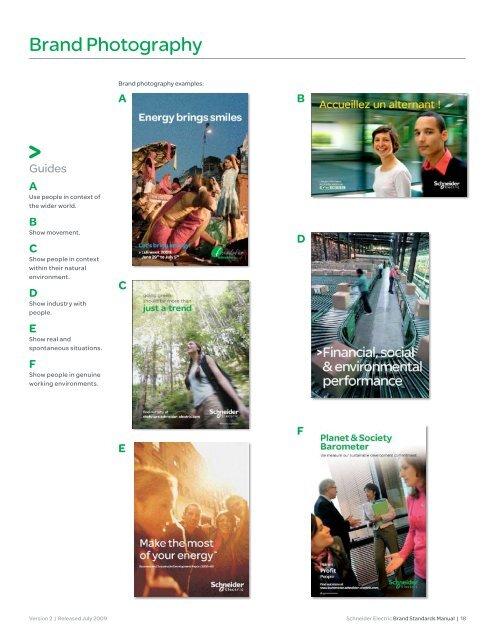 Schneider Electric Brand Standards Manual - Brand Platform ...