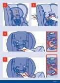 Seggiolino auto Gruppo 0-1 Manuale d'istruzioni, leggere ... - Page 3