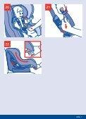 Seggiolino auto Gruppo 0-1 Manuale d'istruzioni, leggere ... - Page 7